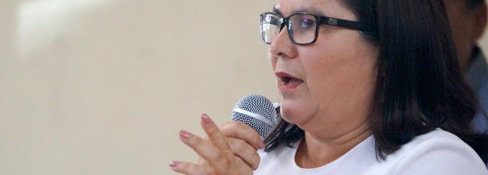 'Es hora de correr a los que solo se enriquecen de la política': Imelda Castro