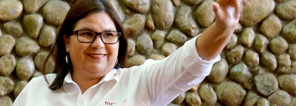 """""""Estamos a pocos días de hacer historia; no hay que confiarse"""": Imelda Castro"""