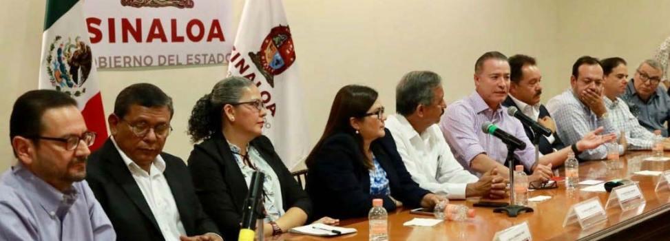 Invitamos al gobernador a impulsar una agenda común para transformar a Sinaloa: Imelda Castro