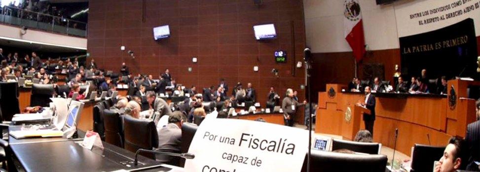 Fiscalía de la República contará con fiscalías de protección de derechos humanos de mujeres y trata de personas