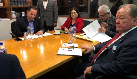 'Al destrabarse la importación de amoniaco se da certidumbre al campo sinaloense': Imelda Castro