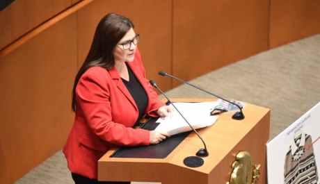 Imelda Castro propone reformas para garantizar la salud menstrual universal y gratuita
