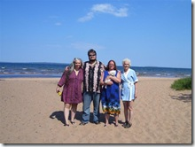 julie-brad-terri-imelda-maggie-lake-superior-ashland-wi-beach (1)