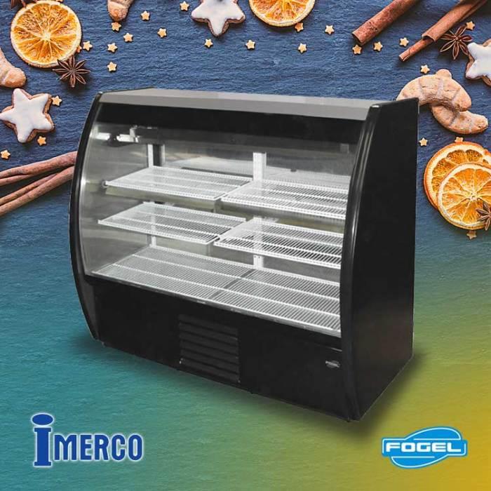 Exhibidor No Refrigerado VIEW-4 FOGEL