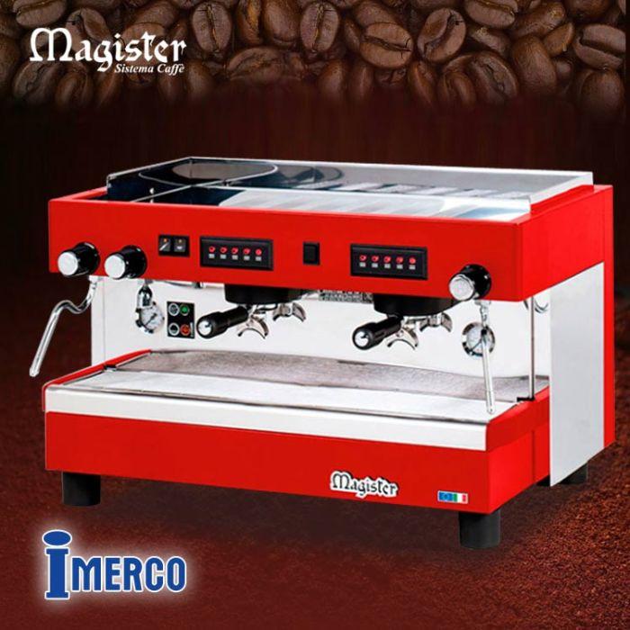 MÁQUINA DE CAFÉ ES-100/2-HRC