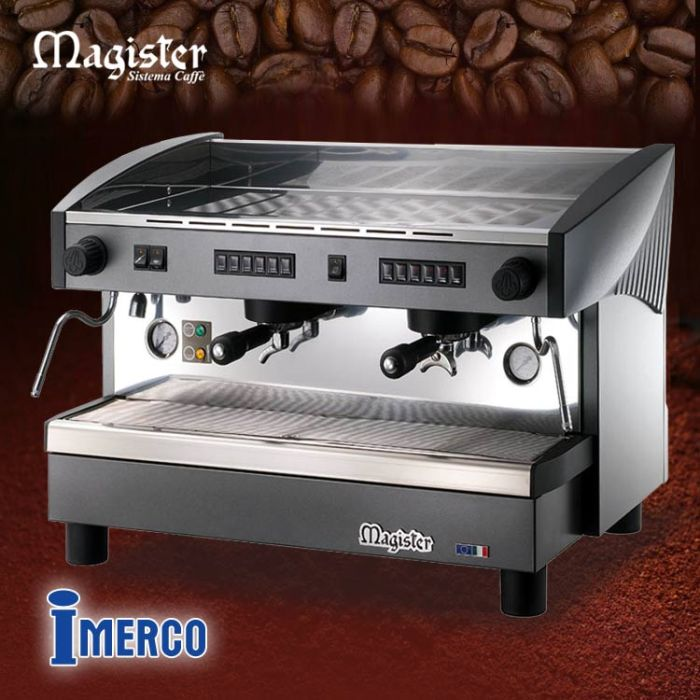 MÁQUINA DE CAFÉ MS-100/2-STILO