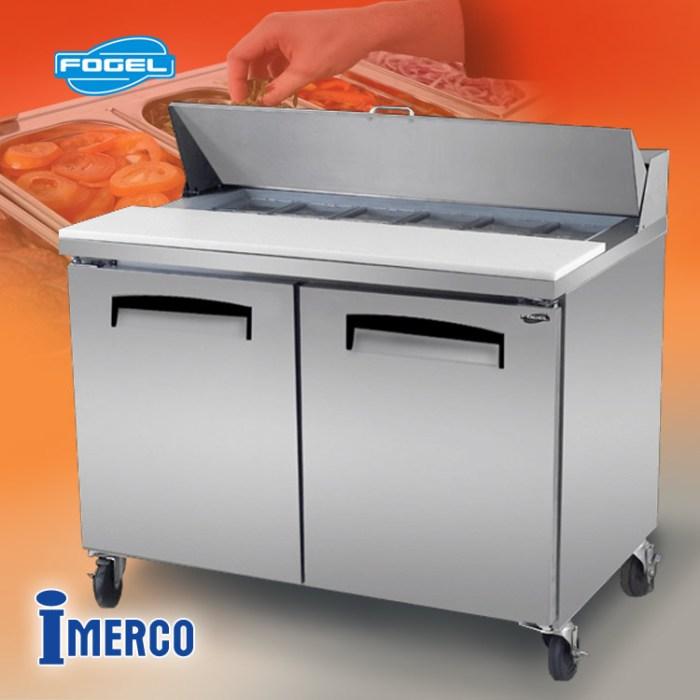 MESA DE TRABAJO Refrigerada FLP-45-12