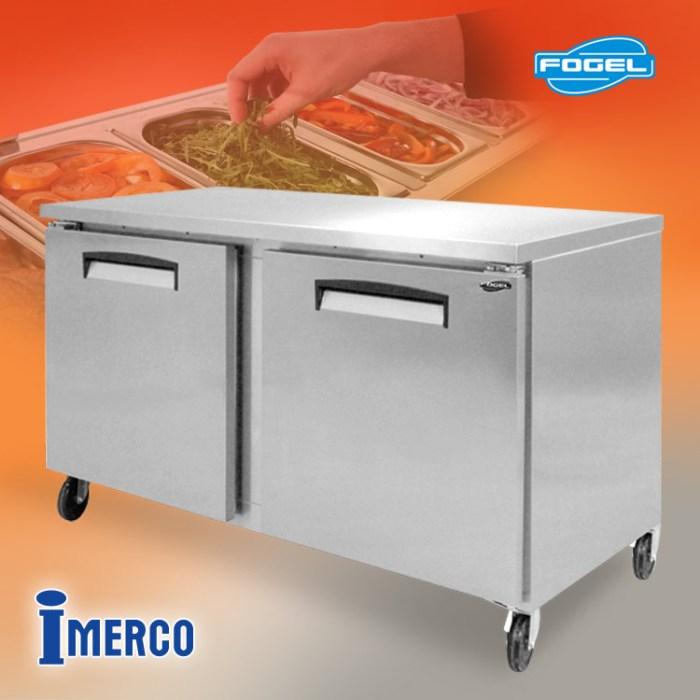MESA DE TRABAJO Refrigerada FST-59
