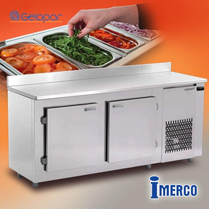 MESA DE TRABAJO Refrigerada GBFE-190