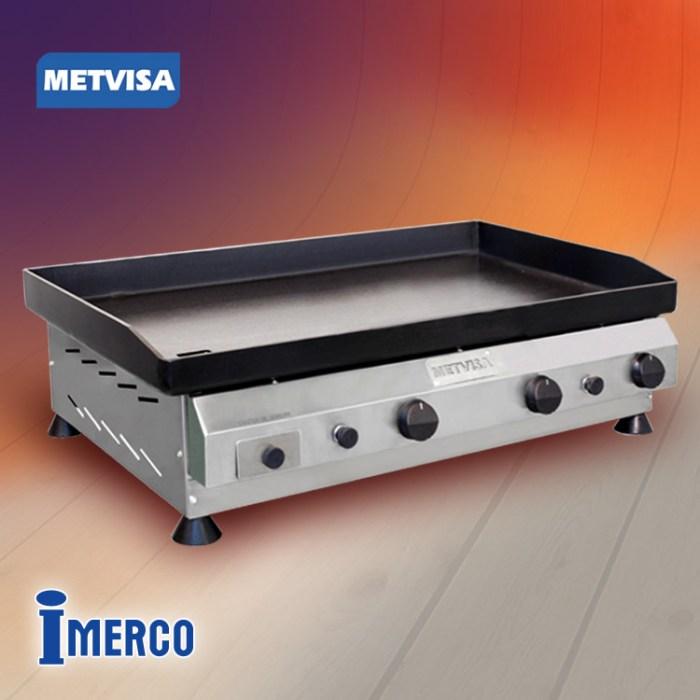 Plancha a Gas CFG-08 METVISA