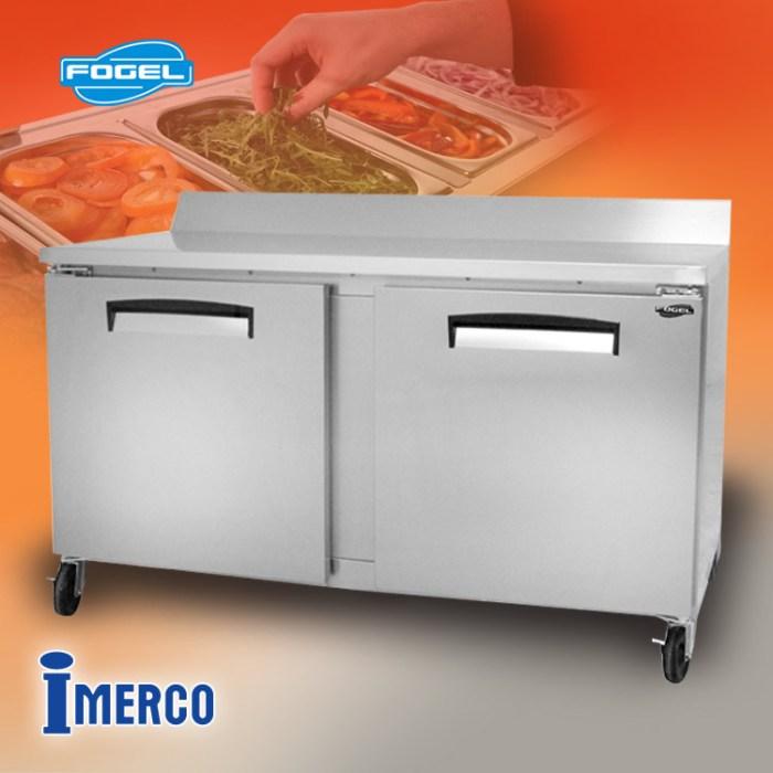 MESA DE TRABAJO Refrigerada SST-59