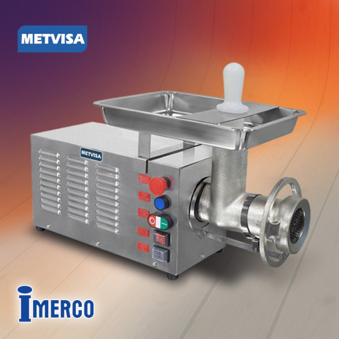 Molino de Carnes METVISA PCL-22