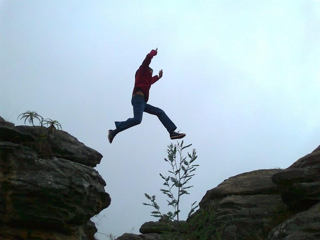 crossing a risk threshold