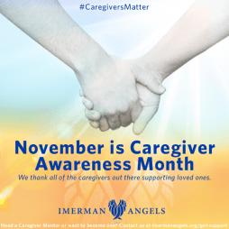 caregiver awareness month banner