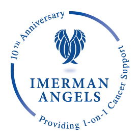 Imerman Angels 10th Anniversary Logo