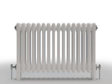 AR-0001 Traditional Style Radiator 1
