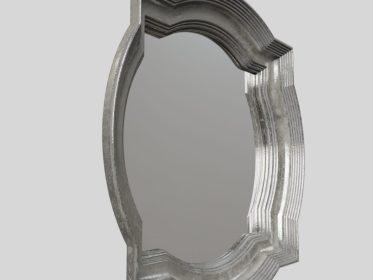 DW-0008 Wall Mirror 1 View 2