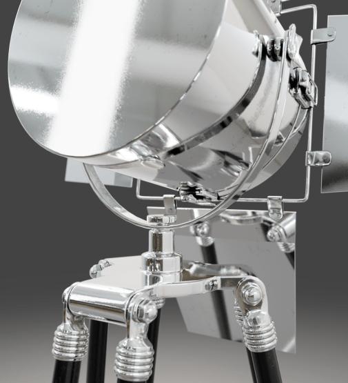 FL-0005 Theatre Floor Lamp2
