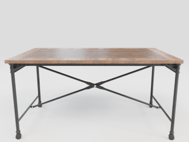 OT-0002 Industrial Desk 1