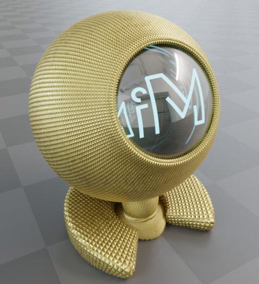 TM-0001 Metal Grip 1