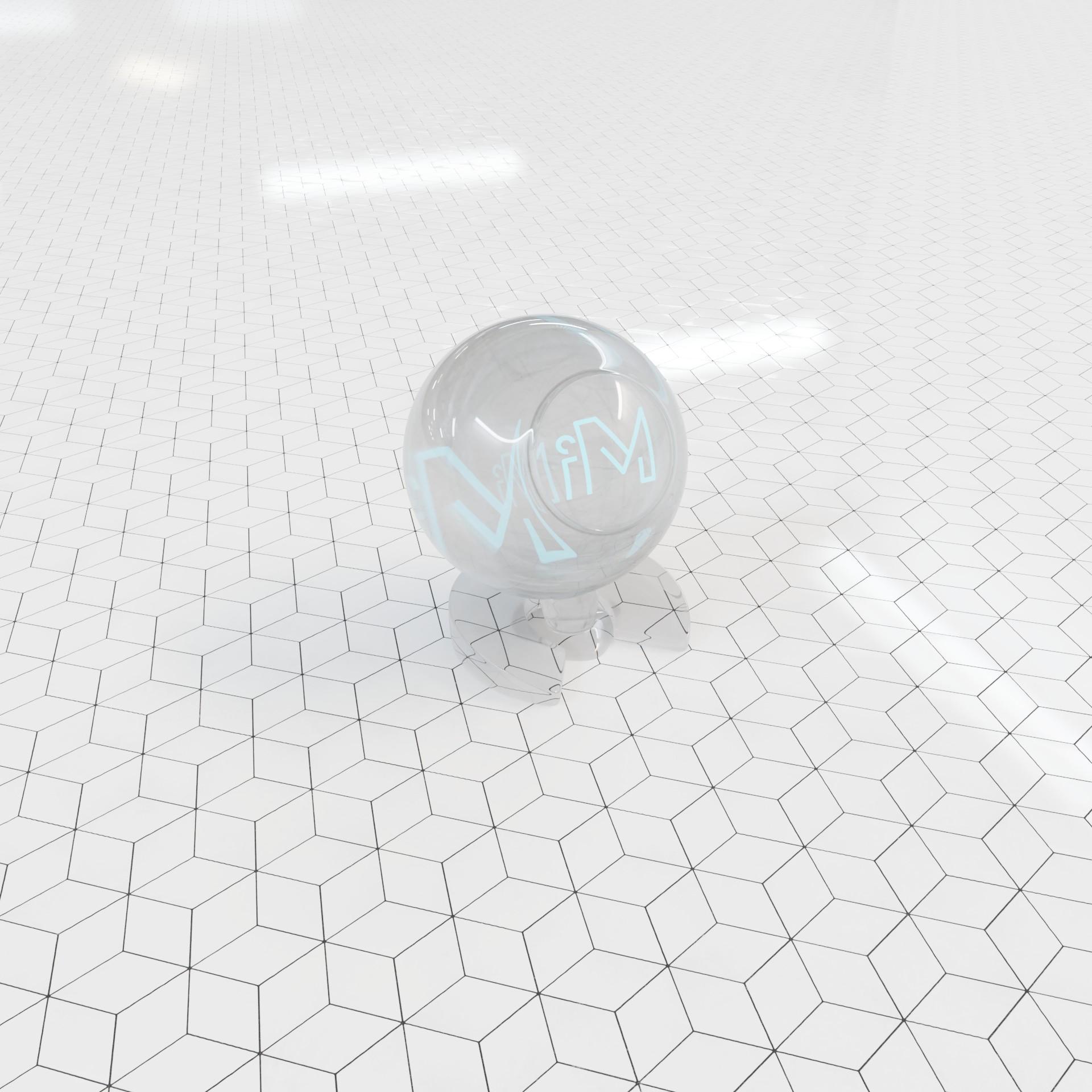 Scandinavian Diamond Tiles