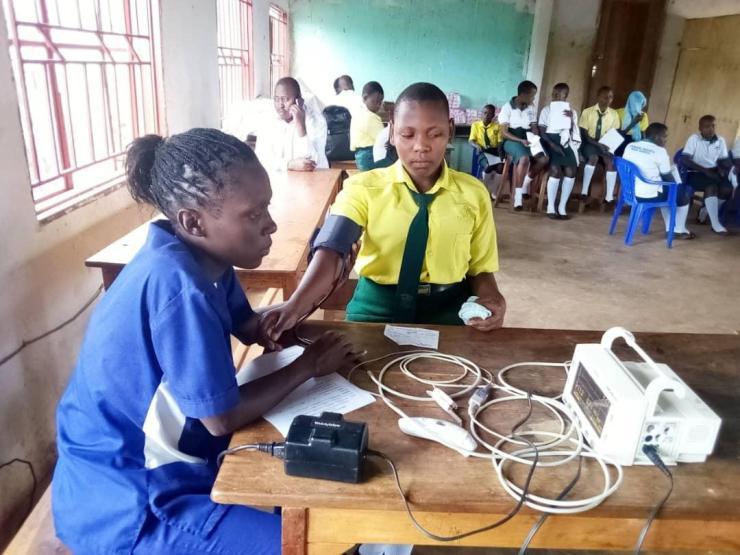 health days uganda