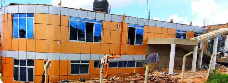Herona Hospital Completed 1