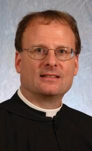 Fr. Stephen Concordia, OSB