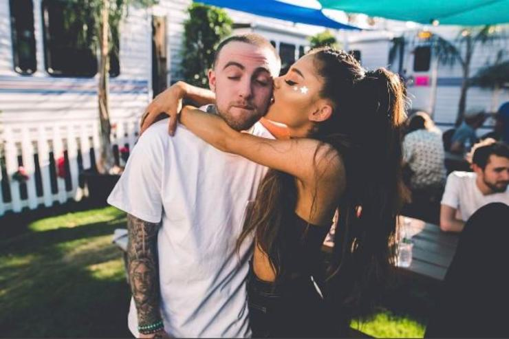 Image result for ariana mac miller coachella