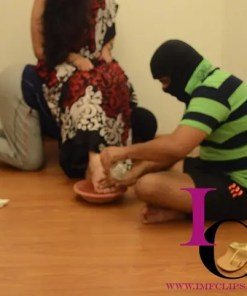 Indian Mistress Worshiped