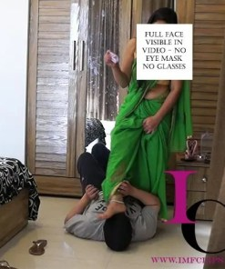 indian mistress trampling