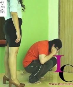 Teacher Student Punishment