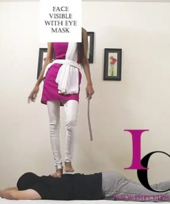 Femdom Stomping and Jumping