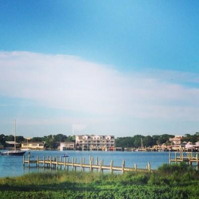 Week in Ocracoke Island NC by popular North Carolina travel blogger I'm Fixin' To