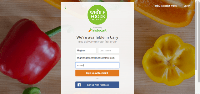 Review: Instacart with Whole Foods | I'm Fixin' To