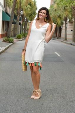 Tassel Dress from Revolve Clothing