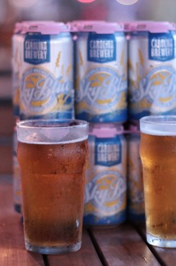 Breast Cancer Awareness Month with Carolina Brewery