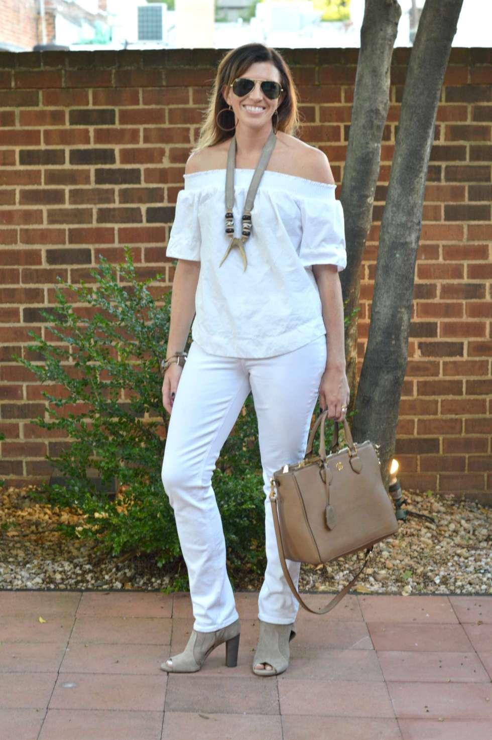 White on White for September