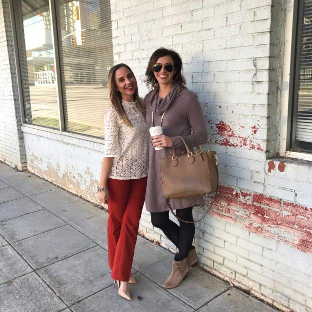 Downtown with Courtney Fashionista