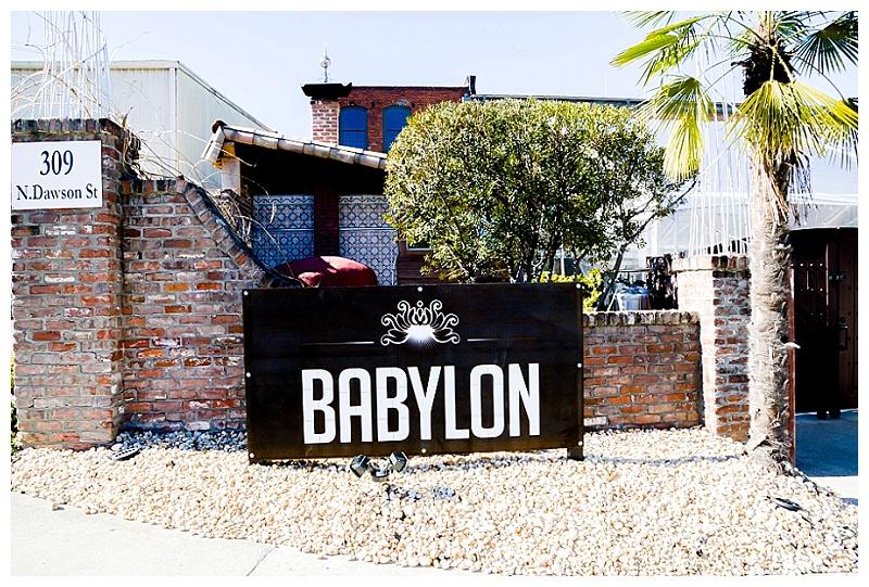 Galentines at Babylon