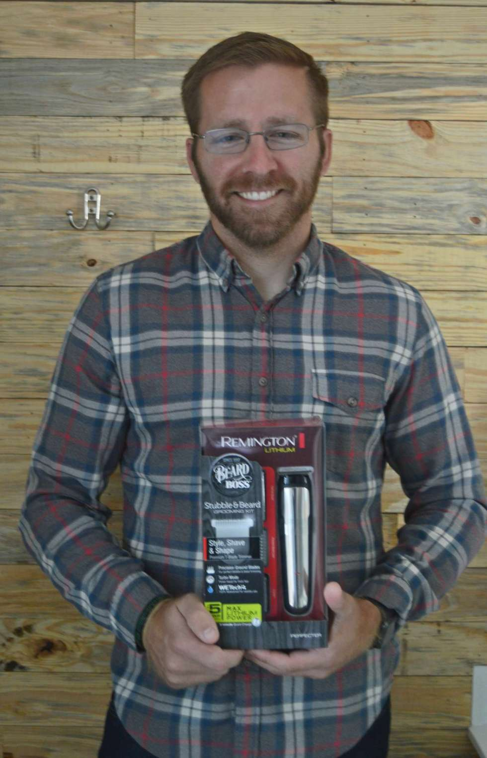 Beard Grooming with Remington for Men - I'm Fixin' To - @mbg0112