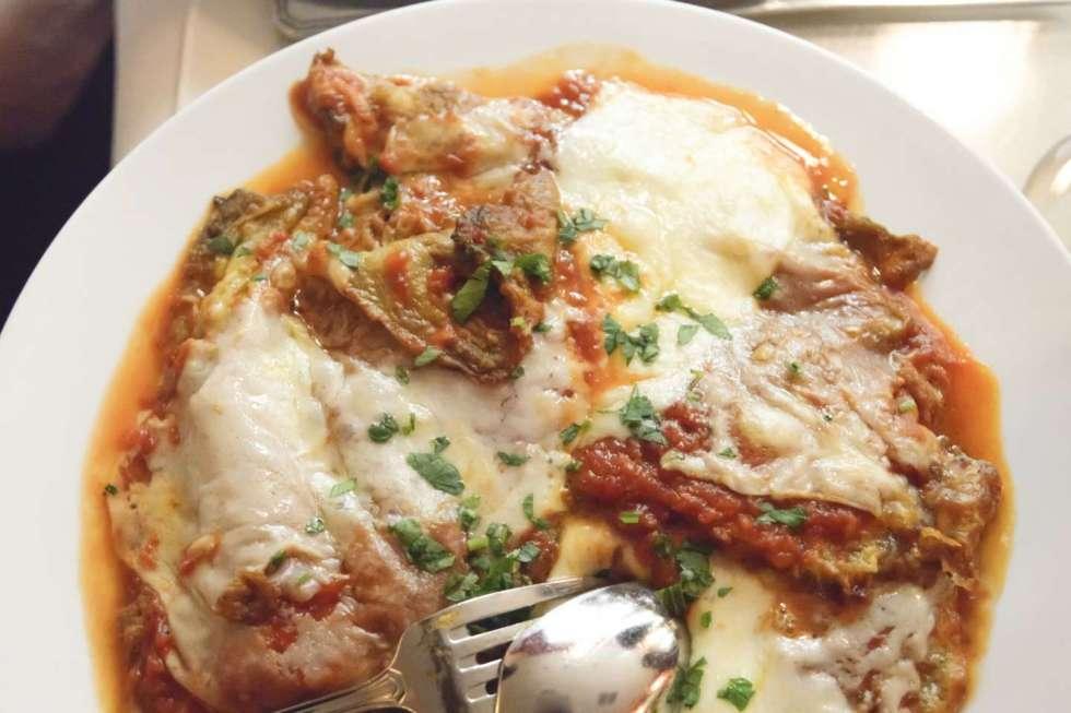 Weekending: Dino's Capri Restaurant - I'm Fixin' To - @mbg0112