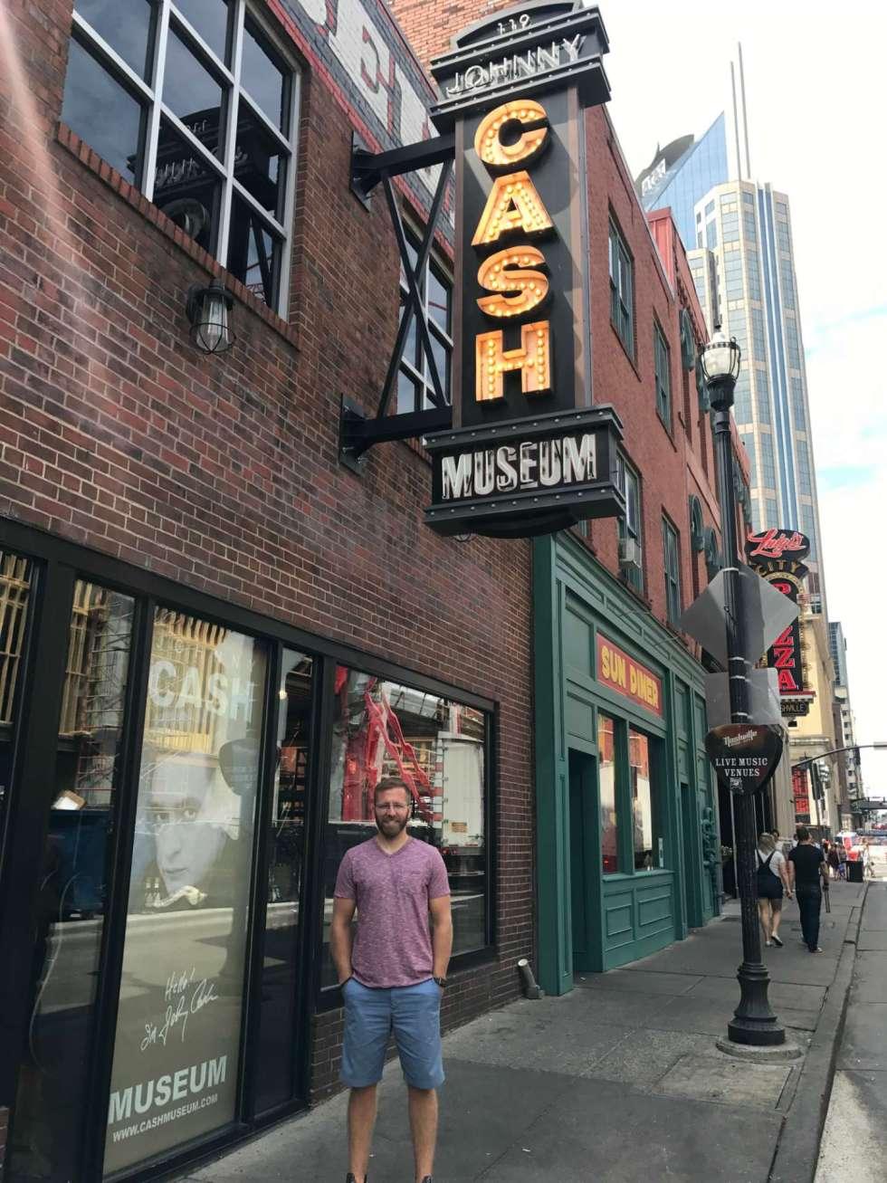 Nashville Travel Guide - I'm Fixin' To - @mbg0112