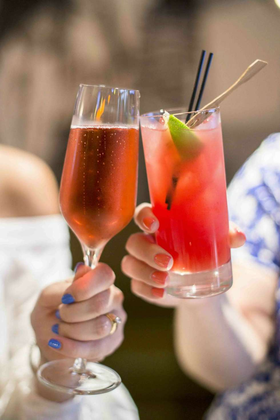 41Hundred Happy Hour at the Raleigh Renaissance Hotel by NC blogger I'm Fixin' To @mbg0112