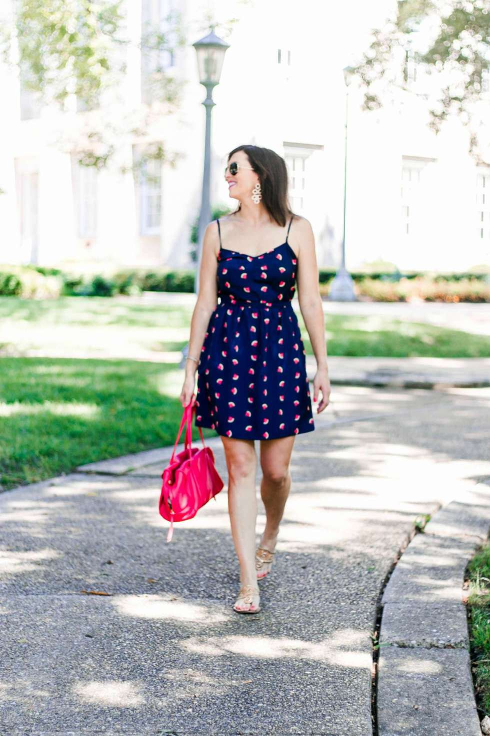 The Best Dress for National Watermelon Day - @mbg0112 - I'm Fixin' To