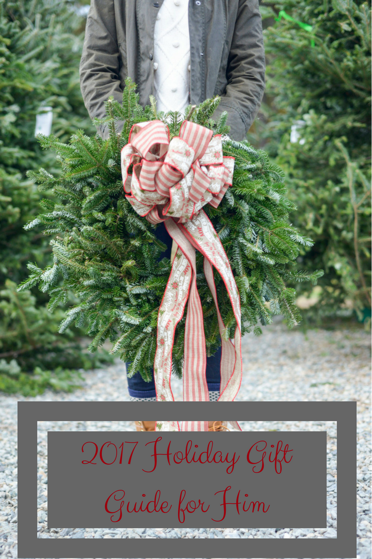 2017 Holiday Gift Guide for Him - I'm Fixin' To - @mbg0112
