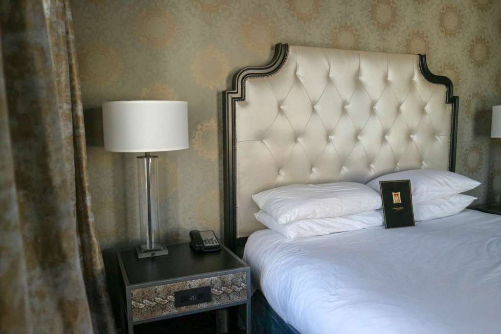 Le Pavillon Hotel In New Orleans Travels I M Fixin To