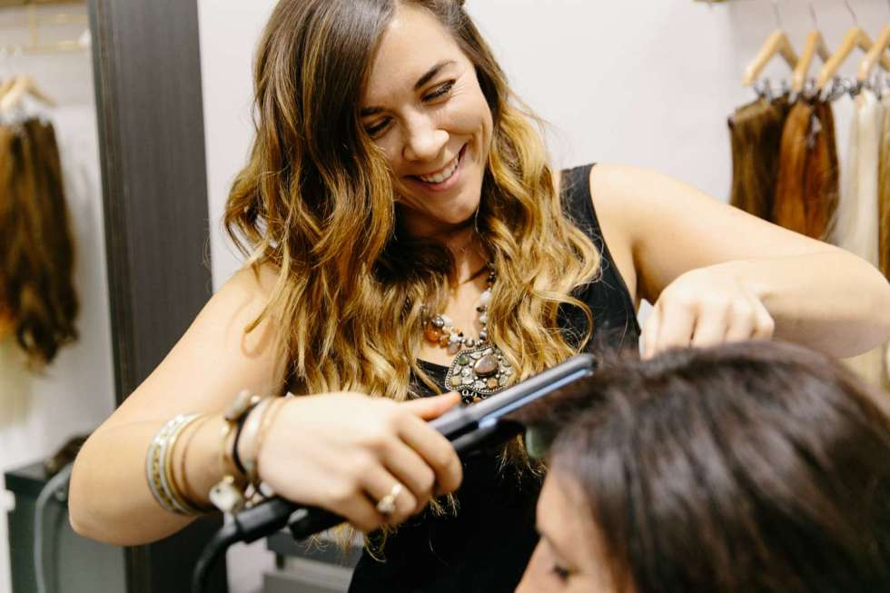 Why I Started Wearing Hair Extensions - I'm Fixin' To - @mbg0112