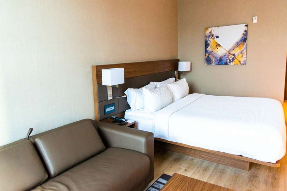 Raleigh Hotel: AC Hotel North Hills - I'm Fixin' To - @mbg0112