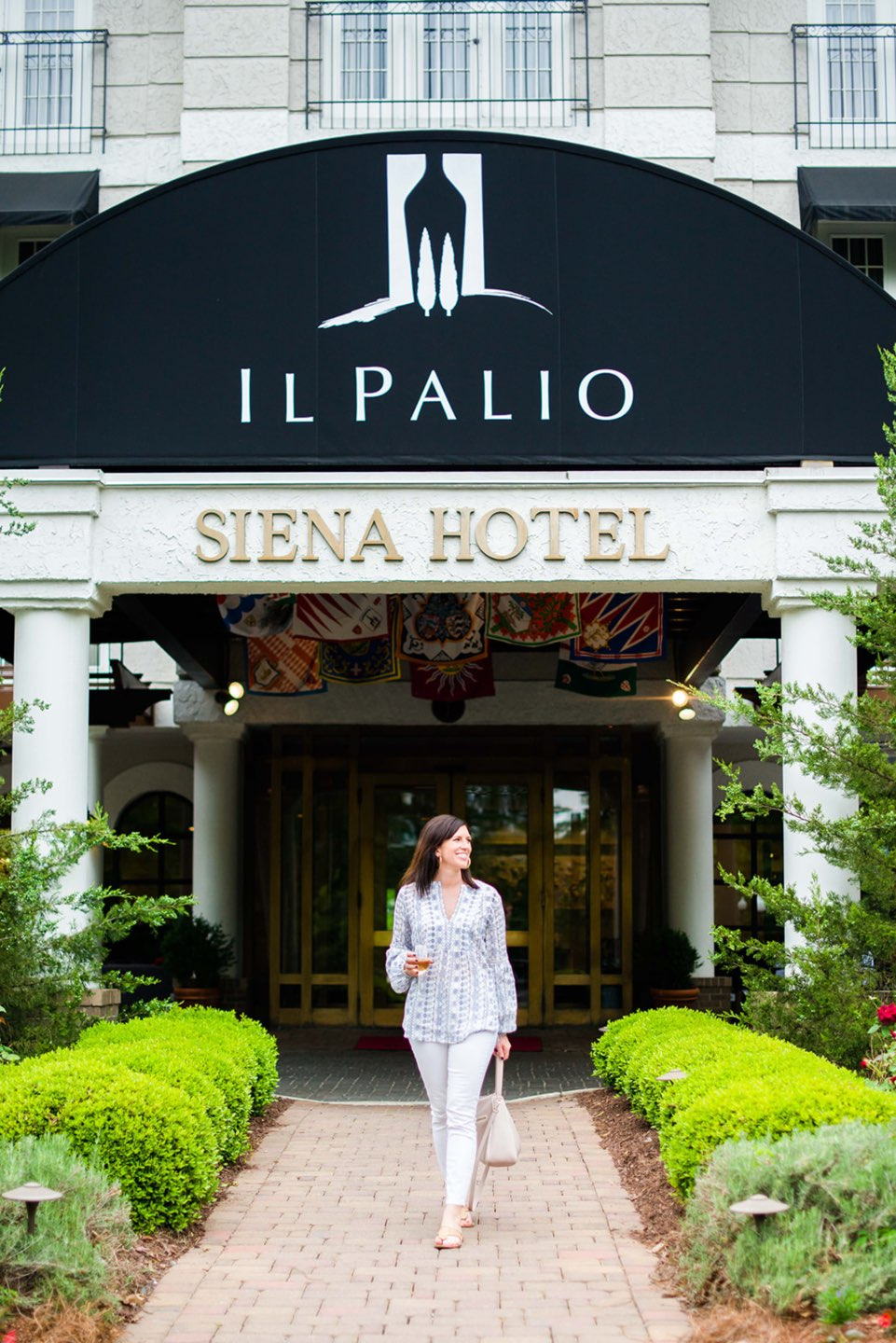 Chapel Hill Hotel: The Siena - I'm Fixin' To - @mbg0112
